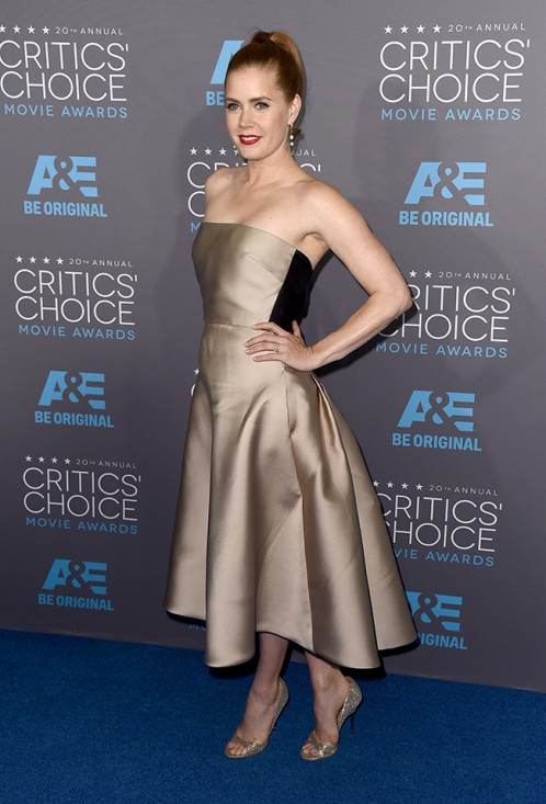 GLAMOUR EN LOS CRITICS CHOICE MOVIE AWARDS