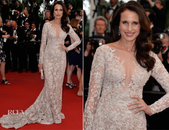 Andie-MacDowell-In-Zuhair-Murad-The-Sea-Of-Trees-Cannes-Film-Festival-Premiere