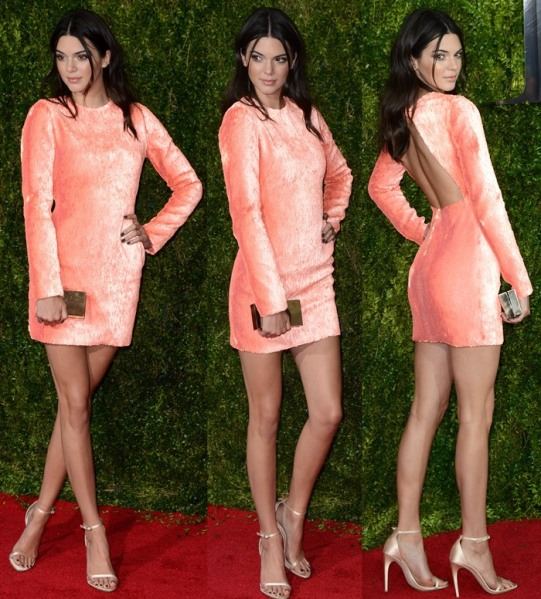 2015 Tony Awards - Red Carpet Arrivals Featuring: Kendall Jenner Where: Manhattan, New York, United States When: 08 Jun 2015 Credit: Ivan Nikolov/WENN.com