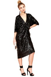 look-fashion-femme-robe-paillettes